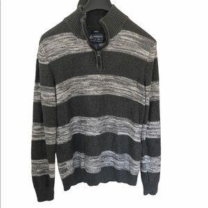 American Rag men's striped pullover sweater